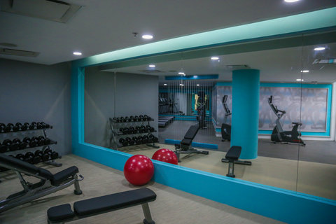 Crowne Plaza TUXPAN - Gym