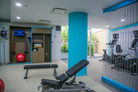 Crowne Plaza TUXPAN - Fitness Center