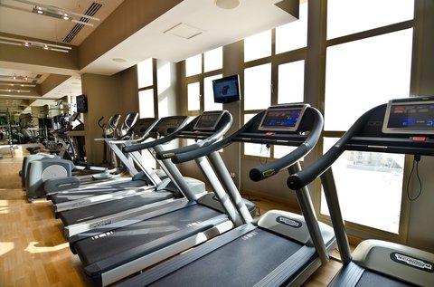 فندق ميلينيوم الدوحة - Gym
