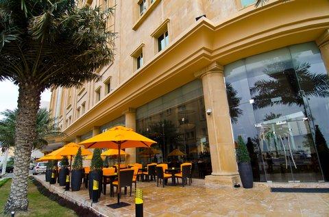 فندق ميلينيوم الدوحة - Terrace