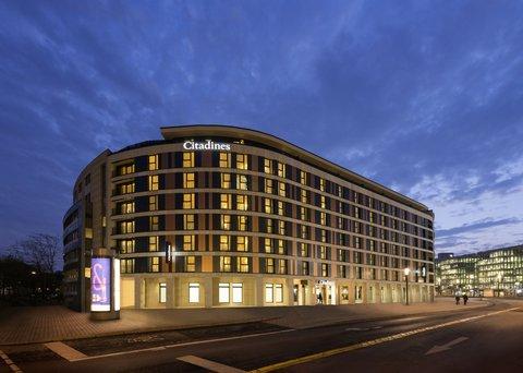 Citadines City Centre FRA - Building of Citadines City centre Frankfurt
