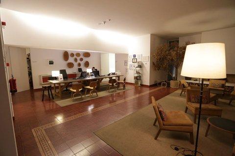 Ecorkhotel Hotel Evora - Lobby
