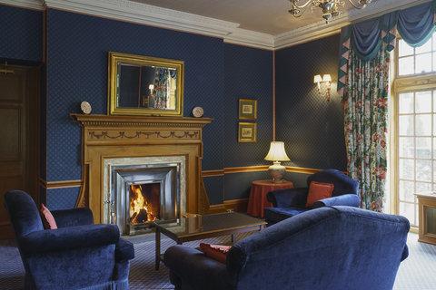 Murrayshall Hotel - Lounge