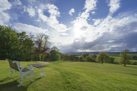 Murrayshall Hotel - Garden