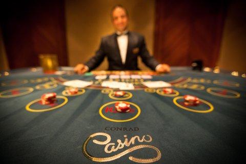 Conrad Cairo - Casino
