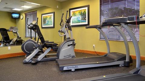 Holiday Inn Hotel And Suites Daytona Beach On The Ocean - Fitness Center
