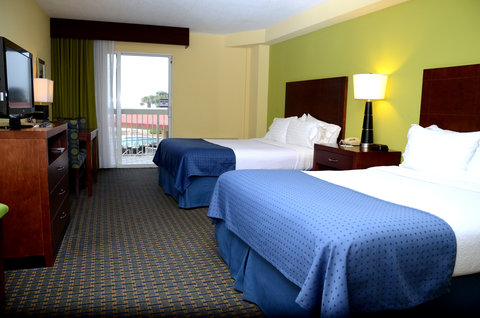 Holiday Inn Hotel And Suites Daytona Beach On The Ocean - 2 Queen Beds Ocean Front Non Smoking