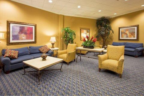 Holiday Inn Hotel And Suites Daytona Beach On The Ocean - Hotel Lobby