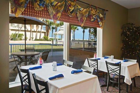 Holiday Inn Hotel And Suites Daytona Beach On The Ocean - Caf