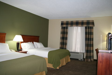 Holiday Inn Express & Suites GREENWOOD - Two Queen Bedroom