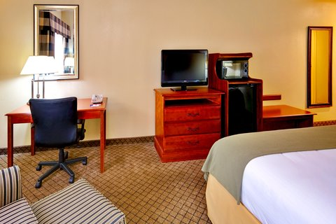 Holiday Inn Express & Suites GREENWOOD - King Bed Guest Room