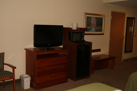 Holiday Inn Express & Suites GREENWOOD - Two Queen Bedroom  2
