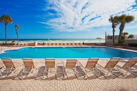 Holiday Inn Hotel And Suites Daytona Beach On The Ocean - Hotel Exterior