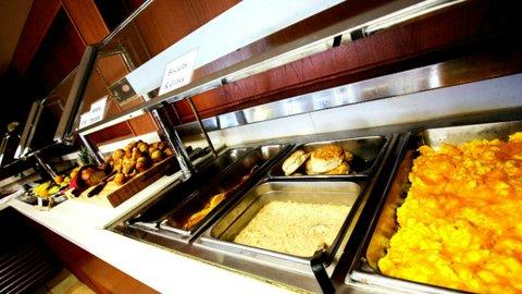 ฮอลิเดย์อินน์ แอเปลตัน โฮเต็ล - Breakfast Bar