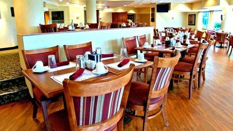 ฮอลิเดย์อินน์ แอเปลตัน โฮเต็ล - Restaurant