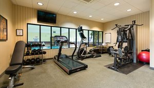 Fitness/ Exercise Room - Staybridge Suites Columbia