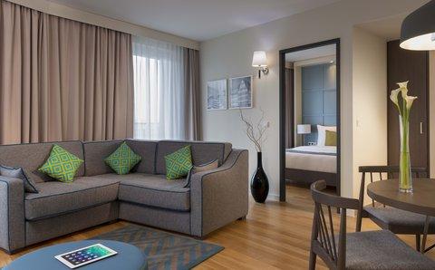 Citadines City Centre FRA - 2-bedroom apartment  Citadines City Centre Frankfurt