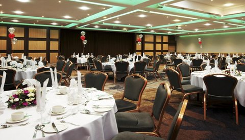 Holiday Inn BIRMINGHAM CITY CENTRE - Albany Banqueting Suite for up to 450 Guests
