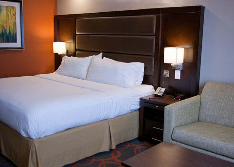 Holiday Inn ALTON (LEWIS&CLARK TRAIL SITE) - King Bed with Sofa Sleeper