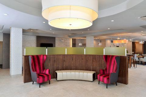 Country Inn & Suites By Carlson, O'fallon, Mo - Hotel Lobby