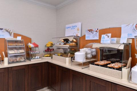 Country Inn & Suites By Carlson, O'fallon, Mo - Breakfast Bar
