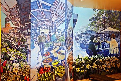 Holiday Inn ANN ARBOR-NEAR THE UNIV. OF MI - Restaurant