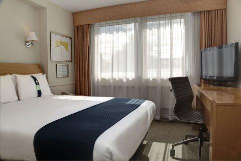 Holiday Inn Bristol Filton Hotel - Standard Double Bedroom
