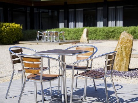 Holiday Inn Bristol Filton Hotel - Conference patio