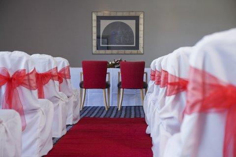 Holiday Inn Bristol Filton Hotel - Civil Cermony