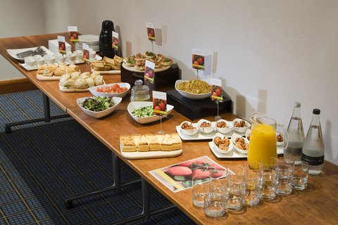 Holiday Inn Bristol Filton Hotel - Conference working lunch