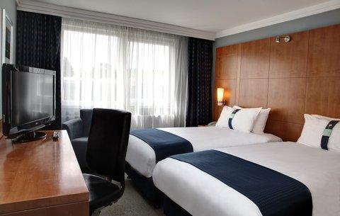 Holiday Inn Bristol Filton Hotel - Superior Twin Room
