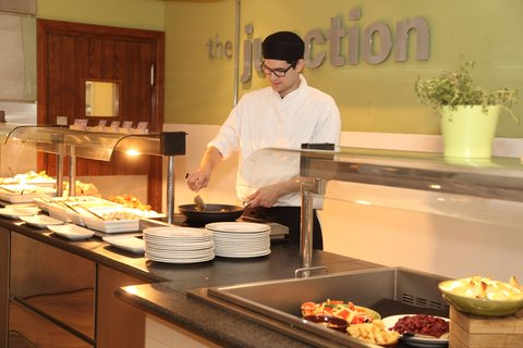 Holiday Inn Bristol Filton Hotel - Our Junction Restaurant Offering Best of British Cuisine