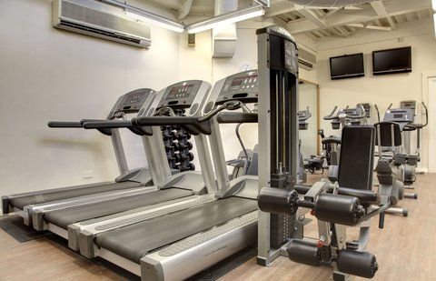 Holiday Inn Bristol Filton Hotel - Our Fully Equipped Gymnasium