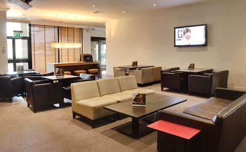 Holiday Inn Bristol Filton Hotel - Guest Dining Lounge