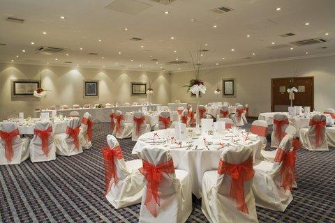 Holiday Inn Bristol Filton Hotel - Wedding
