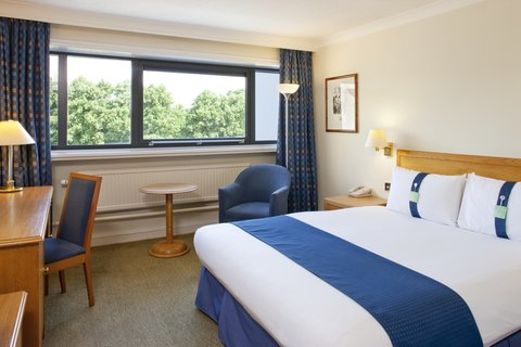 Holiday Inn CARDIFF CITY CENTRE - Double Bed Guest Room