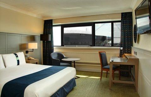 Holiday Inn CARDIFF CITY CENTRE - CDFCY - HOLIDAY INN CARDIFF CITY - DOUBLE ROOM