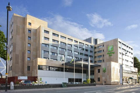 Holiday Inn CARDIFF CITY CENTRE - Hotel Exterior front of hotel