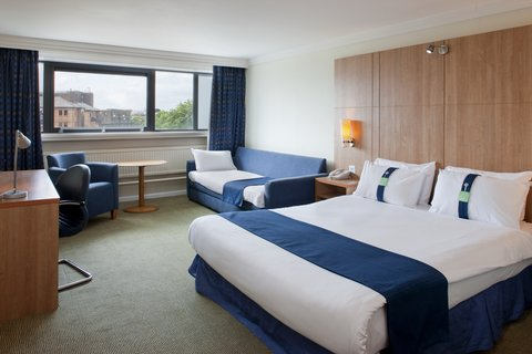 Holiday Inn CARDIFF CITY CENTRE - Family Bedded Guest Room
