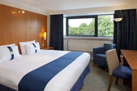 Holiday Inn CARDIFF CITY CENTRE - King Bed Guest Room