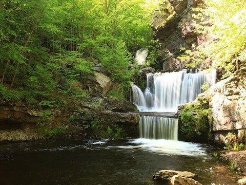 Skytop Lodge - Waterfalls