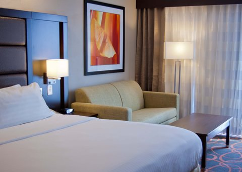 Holiday Inn ALTON (LEWIS&CLARK TRAIL SITE) - King Sleeping Room