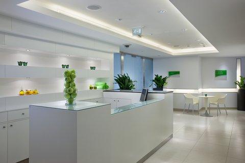 Holiday Inn ABU DHABI - Fitness Center