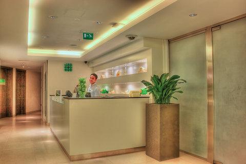 Holiday Inn ABU DHABI - Health Club
