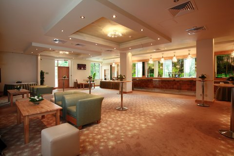 Crowne Plaza DUBLIN - NORTHWOOD - The beautiful and spacious conference lobby