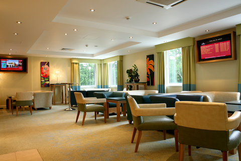 Crowne Plaza DUBLIN - NORTHWOOD - The comfortable and spacious pre-function area