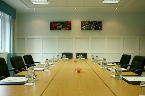 Crowne Plaza DUBLIN - NORTHWOOD - This bright meeting room is supplied with natural lightening