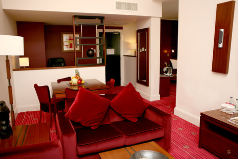 Crowne Plaza DUBLIN - NORTHWOOD - The spacious and comfortable Presidential Suite