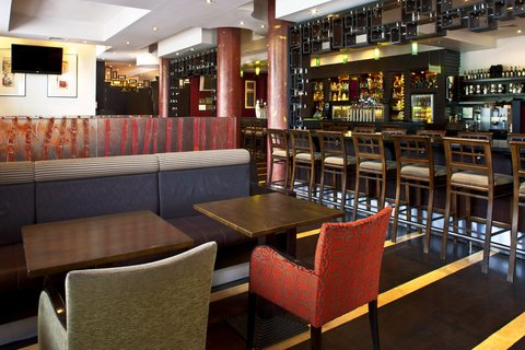Crowne Plaza DUBLIN - NORTHWOOD - The charming and comfortable Cinnabar and lounge