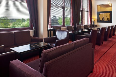 Crowne Plaza DUBLIN - NORTHWOOD - The practical and comfortable club floor lounge